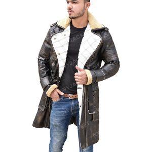 Mens Mid-Length Coat