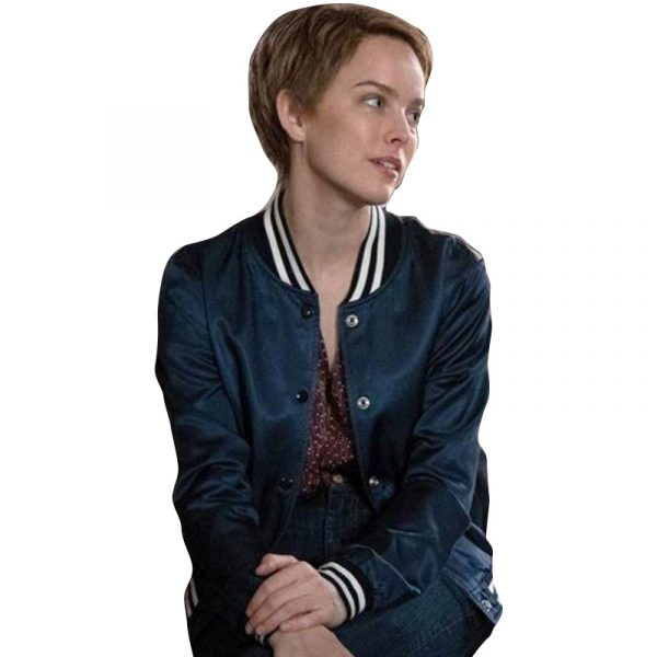 A Million Little Things S02 Maggie Bloom Varsity Jacket