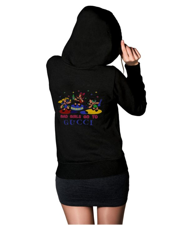 All-Good-Girls-Go-To-Chanel-Black-Hoodie