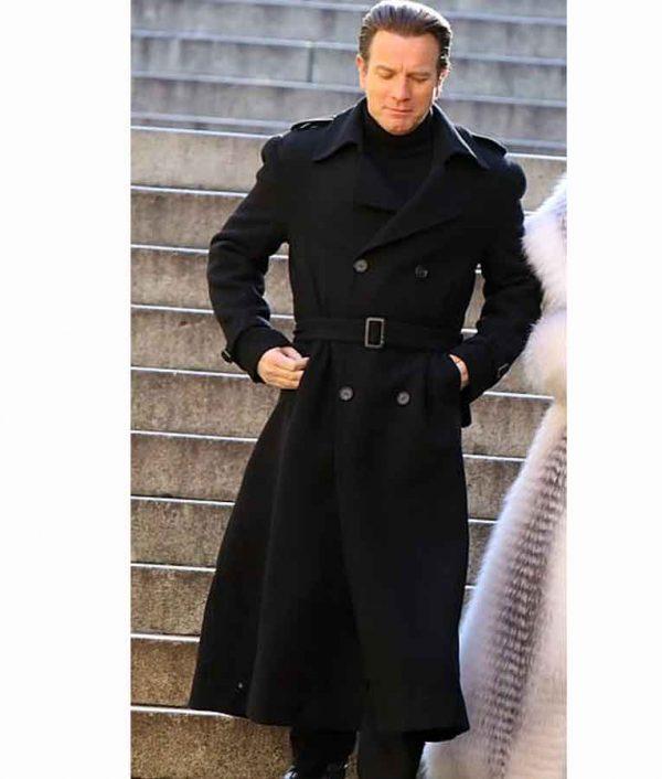 Ewan-McGregor-Halston-2021-Wool-blend-Coat