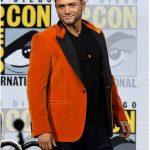 Kingsman-The-Golden-Circle-Orange-Tuxedo-Jacket-510×600