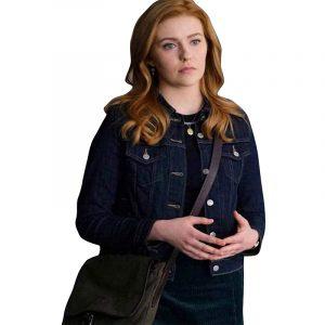 Nancy Drew Kennedy McMann Denim Jacket