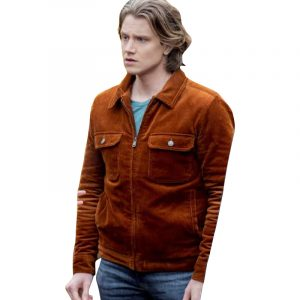 Nancy Drew Season 02 Ace Velvet Jacket
