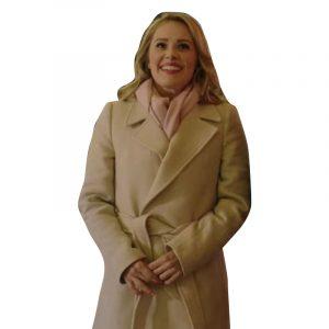Natalie Hall Midnight at the Magnolia Coat