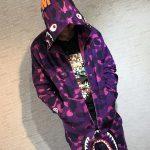 PurpleBape-Hoodie