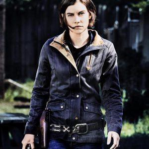 Lauren-Cohan-The-Walking-Dead-Jacket