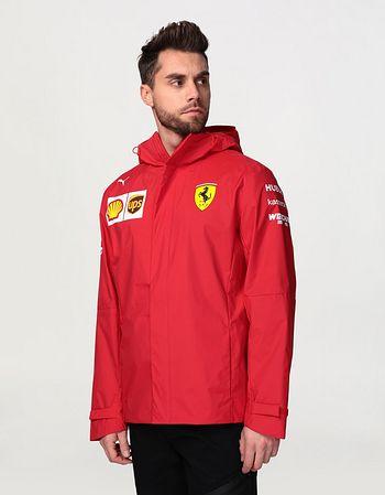 2020 Ferrari Red Jacket