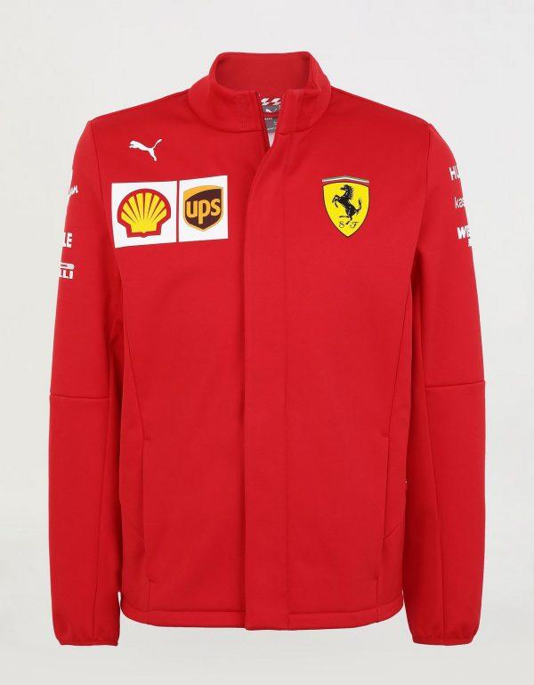 2020 FerrariSlim Fit Jacket
