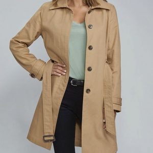 To-Catch-a-Spy-Chloe-Day-Brown-Coat
