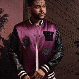Hm-The-Weeknd-Purple-Varsity-Jacket-600x766