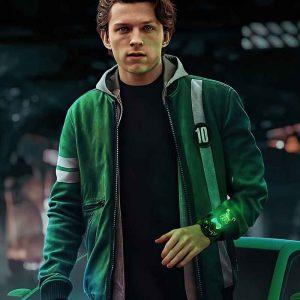 Tom-Holland-Ben-10-2021-Green-Bomber-Jacket-640x800