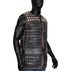 Uhtred The Last Kingdo S03 Vest With Stud