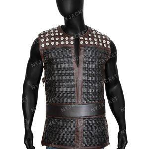 Uhtred The Last Kingdom S03 Vest WithStud