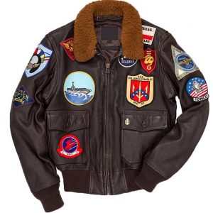 Patches-jacket