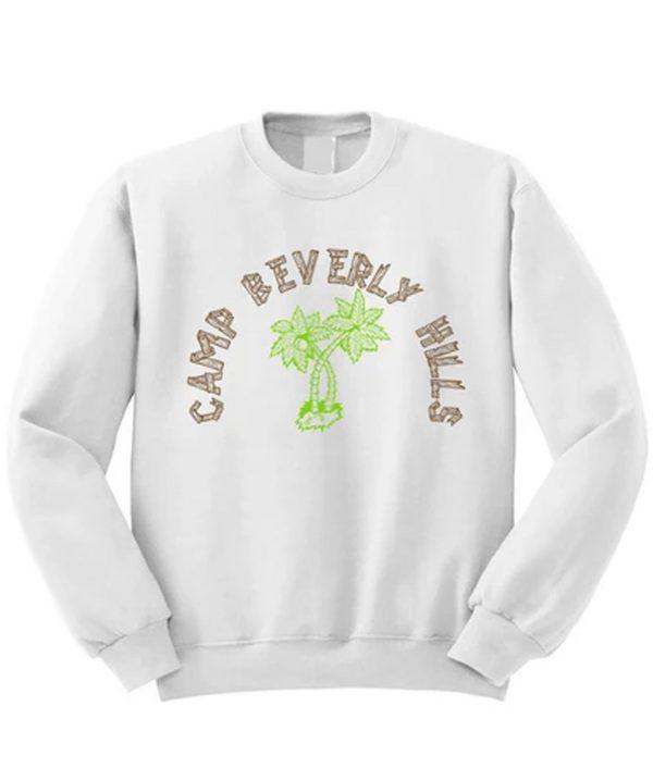 Camp-Beverly-Hills-Black-Sweatshirt
