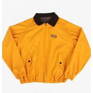 Euphoria Apoc Jungkook Yellow Bomber Jacket