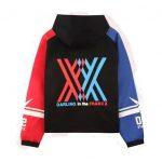 DarlingIn The Franxx Zero Two Hoodie Jacket
