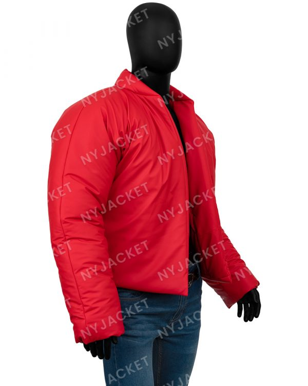 Kanye West DONDA YezzyGap RedRound Jacket