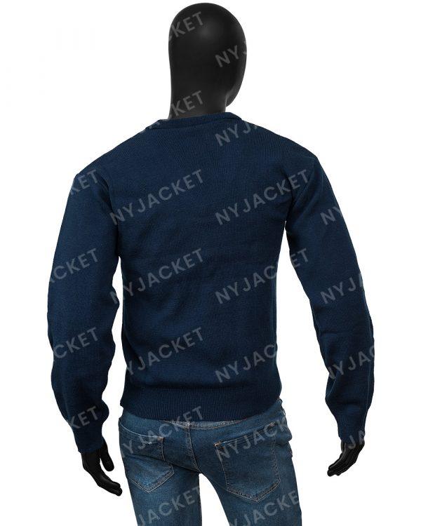Ted Lasso Jason SudeikisBlue Sweater