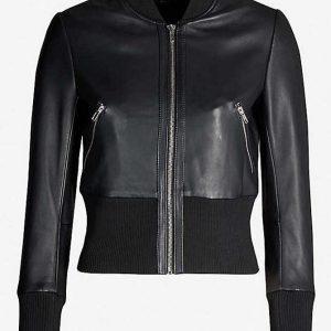 Arrow S08 Laurel Lance Leather Jacket