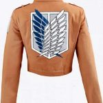 Female or Male Attack On Titan Jacket