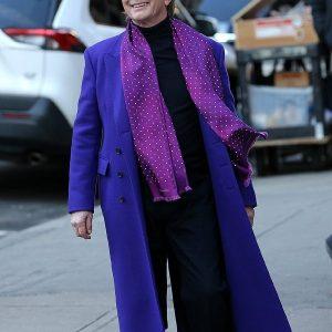 Martin-Short-Purple-Trench-Coat