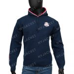 RyderCup Hooded Blue Sweater