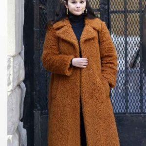 only-murders-in-the-building-selena-gomez-coat