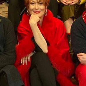 Meryl-Streep-The-Prom-Dee-Dee-Allen-Red-Cape-Coat